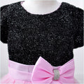 Girls hot pink party dress up to age 7 years-Fabulous Bargains Galore