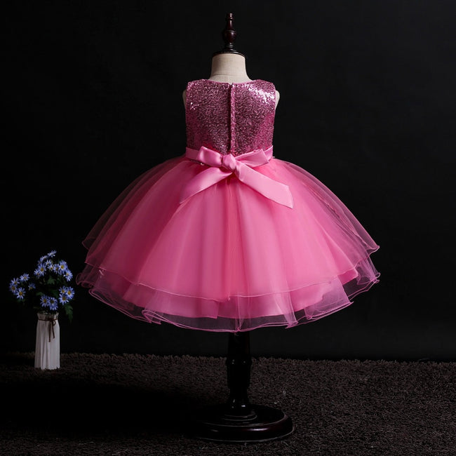 Baby girl sequin dress up to age 13 years-Fabulous Bargains Galore