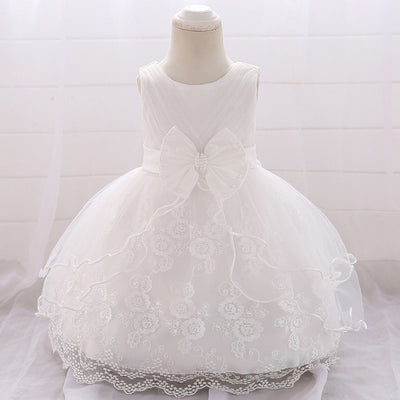 White christening gowns for girls-Fabulous Bargains Galore