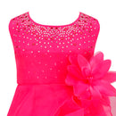 Hot pink baby princess dress-Fabulous Bargains Galore