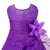 Purple baby princess dress-Fabulous Bargains Galore