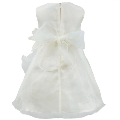 Beige baby princess dress-Fabulous Bargains Galore