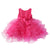 Hot pink toddler girl party dresses-Fabulous Bargains Galore