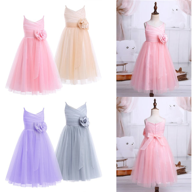 Girls pink tulle dress up to age 12 years-Fabulous Bargains Galore