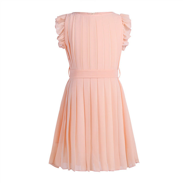 Cute pink girls frilly dresses-Fabulous Bargains Galore