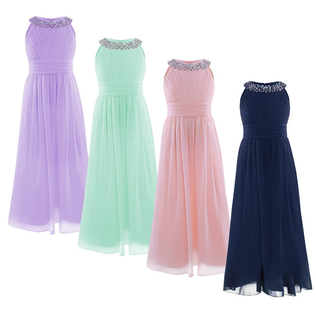 Kid bridesmaid dress up to age 14 years-Fabulous Bargains Galore