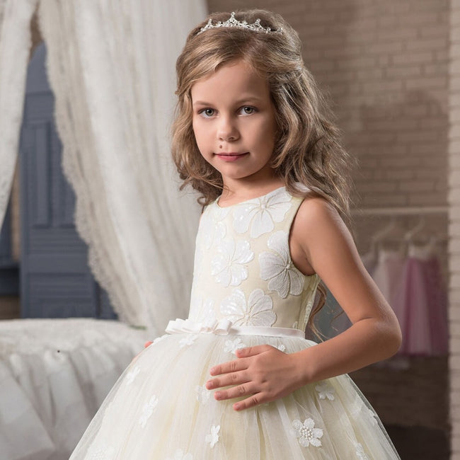 Little girl ball gowns up to age 12 years-Fabulous Bargains Galore