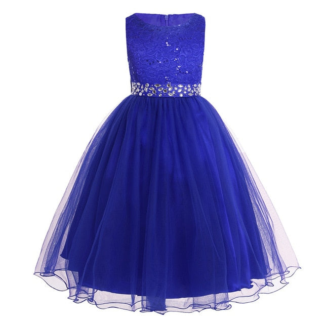 Little girl sequin party dress up to age 14 years-Fabulous Bargains Galore