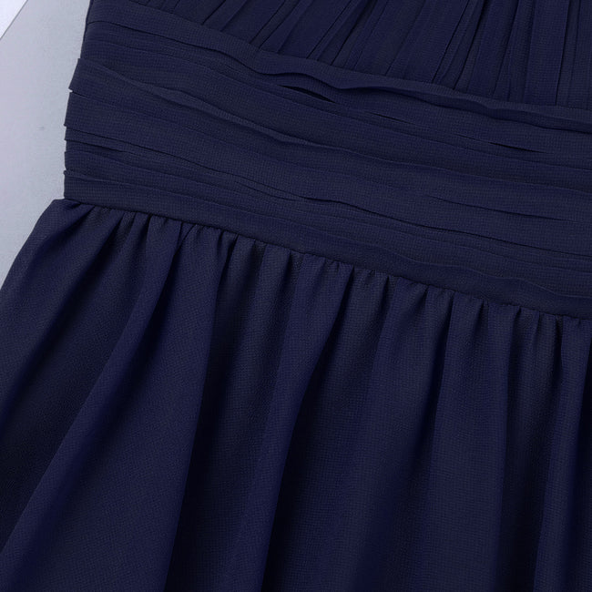 Dark blue dress for girl up to age 14 years-Fabulous Bargains Galore