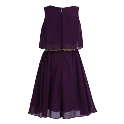 Purple stylish clothes for girl-Fabulous Bargains Galore
