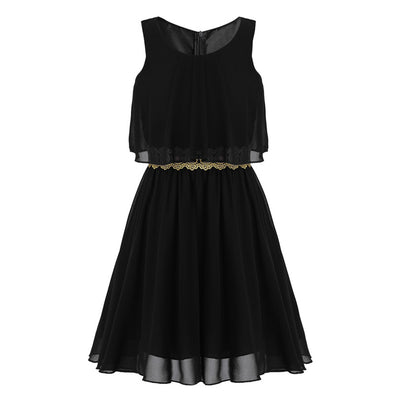 Black stylish clothes for girl-Fabulous Bargains Galore