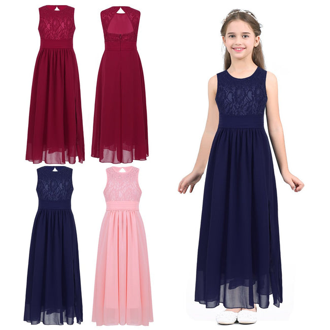 Little girls flower girl dress up to age 8 years-Fabulous Bargains Galore