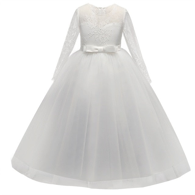 Girls white ball gown up to age 16 years-Fabulous Bargains Galore