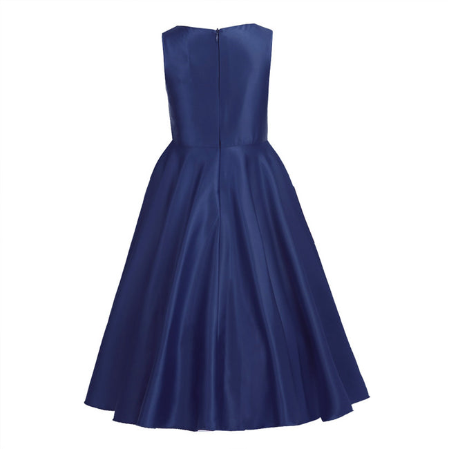 Satin frocks for girls up to age 10 years-Fabulous Bargains Galore