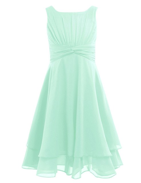 Flower girl junior bridesmaid dress up to age 14 years-Fabulous Bargains Galore