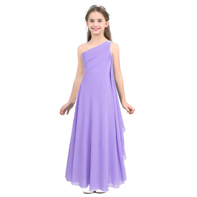 Lavender flower girl dress up to age 14 years-Fabulous Bargains Galore