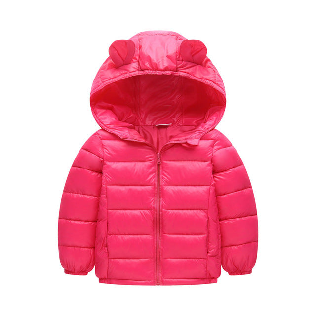 Baby girl puffer jacket up to age 6 years-Fabulous Bargains Galore