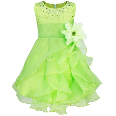 Blue baby princess dress-Fabulous Bargains Galore