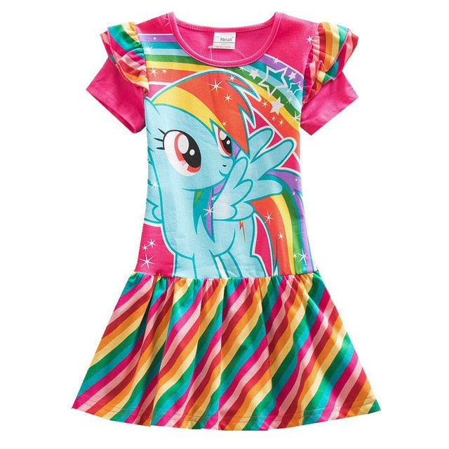 Pink my little pony dress up rainbow dash-Fabulous Bargains Galore