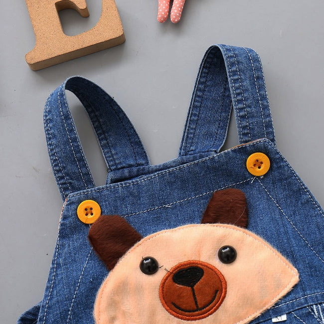 Baby boy blue dungarees up to 3 years-Fabulous Bargains Galore