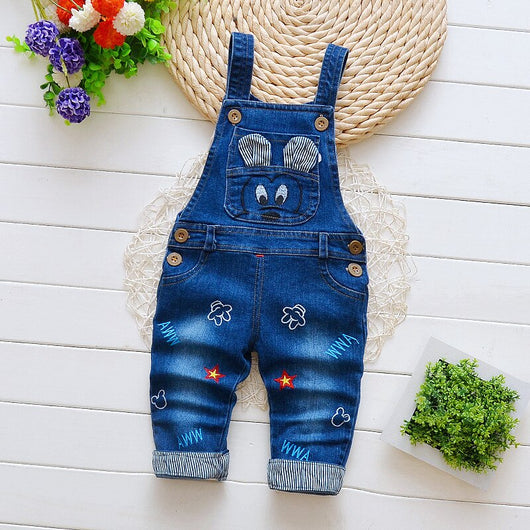 Cute baby boy short dungarees-Fabulous Bargains Galore