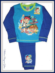 Official Disney Jake and the Neverland Pirates Boys Pyjamas