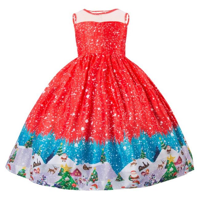 Girls xmas dresses up to age 10 years-Fabulous Bargains Galore