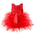 Red toddler girl party dresses-Fabulous Bargains Galore