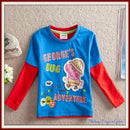 George Pig Bug Adventure Casual Boys Top-Fabulous Bargains Galore