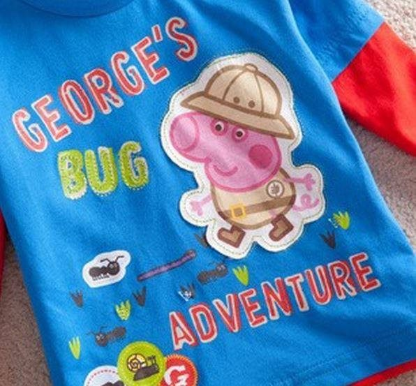 Boys long sleeve t-shirts up to age 6 years-Fabulous Bargains Galore
