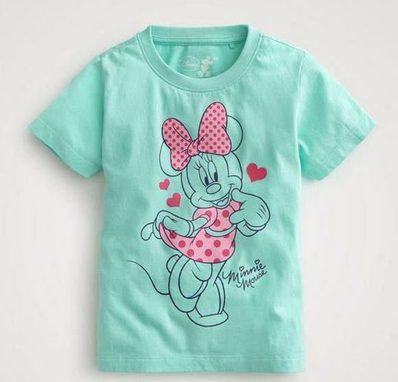 Girls short sleeve t-shirts for age 4-5 years-Fabulous Bargains Galore
