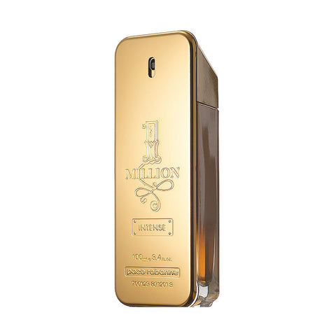 1 Million Intense by Paco Rabanne Eau De Toilette Spray 3.4 oz