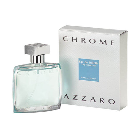 Azzaro Chrome Men's 1.0 OZ Eau de Toilette Spray