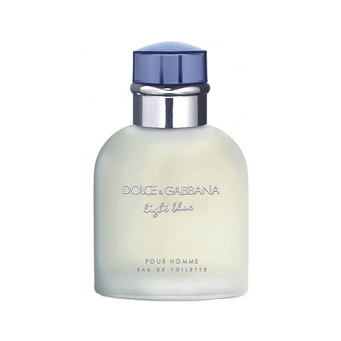 Dolce & Gabbana Light Blue EDT Spray 4.2 OZ for Men