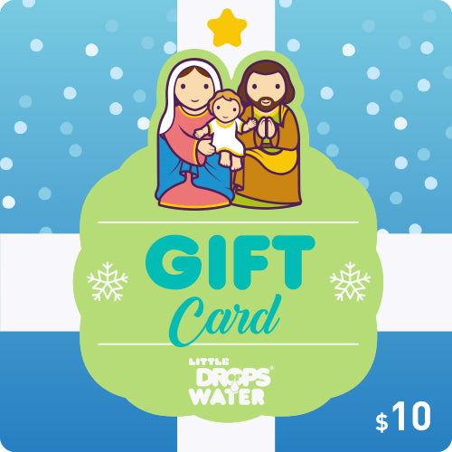 Little Drops of Water gift cards