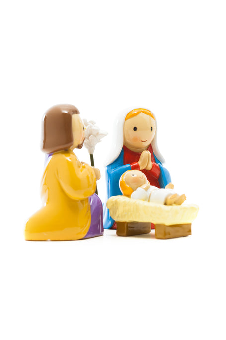 Nativity set statue - Little Drops of Water