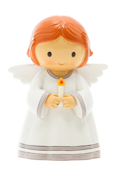 April Guardian Angel statue - Little Drops of Water