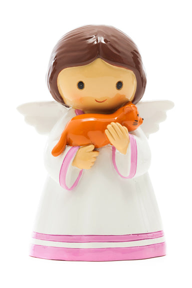 June Guardian Angel statue - Little Drops of Water