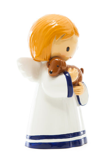 September Guardian Angel statue - Little Drops of Water