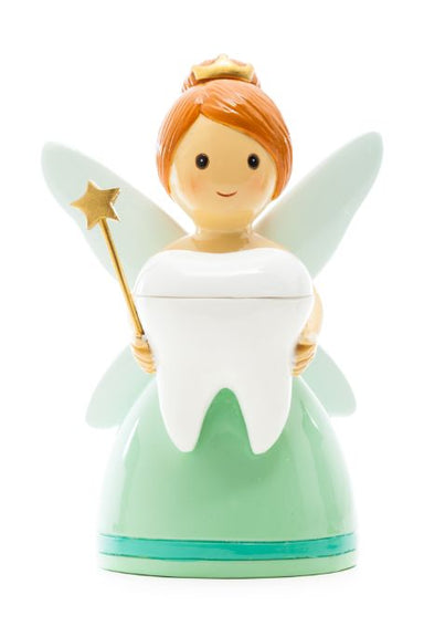 Tooth fairy light mint color statue - Little Drops of Water
