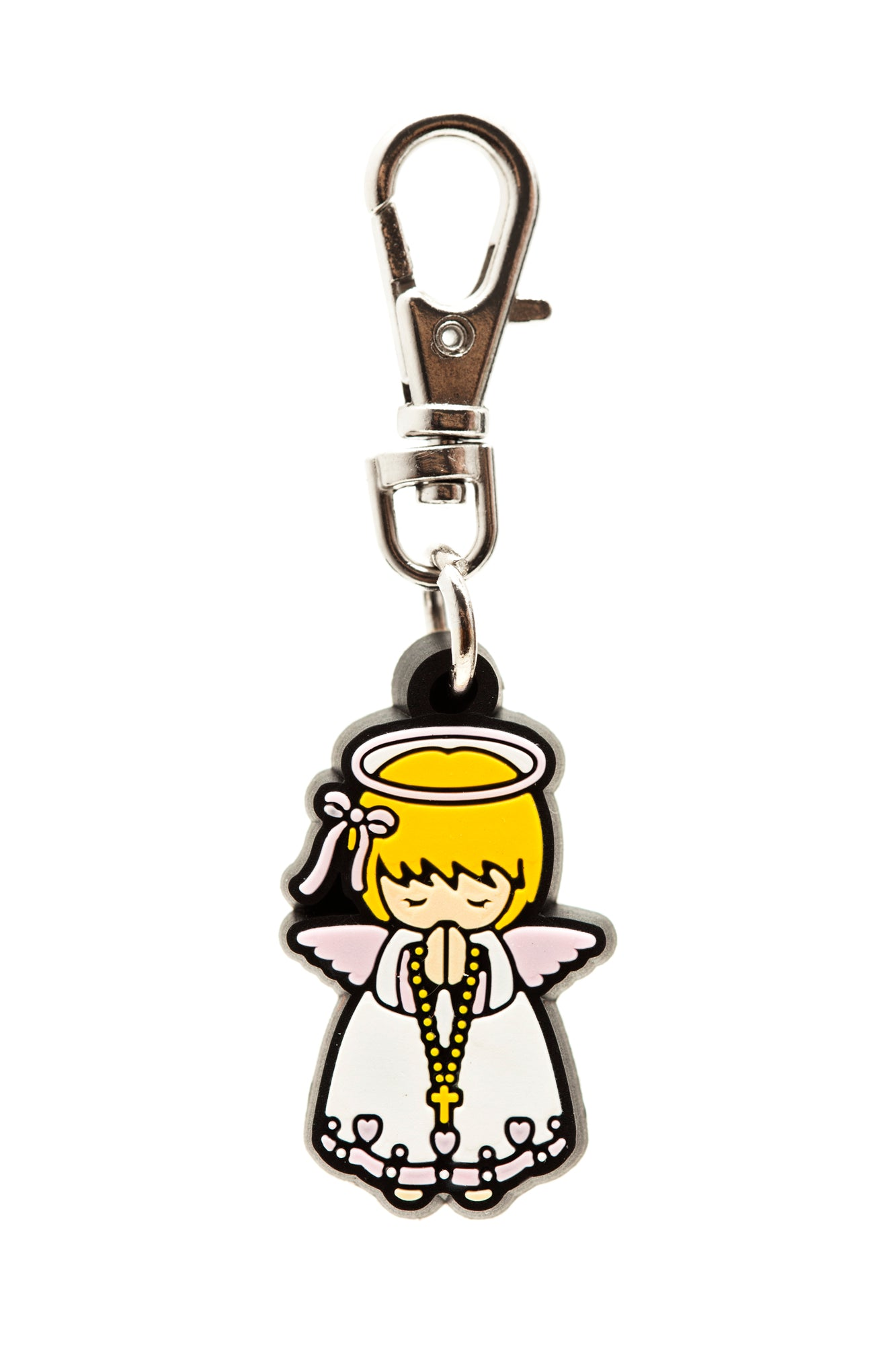Baby girl angel charm - Little Drops of Water