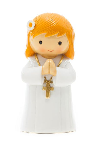 Altar server (acolyte) girl statue - Little Drops of Water