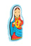 Immaculate Heart fridge magnet - Little Drops of Water