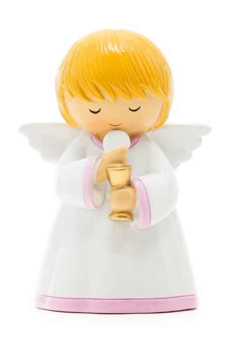 First Communion Girl Angel statue - Little Drops of Water