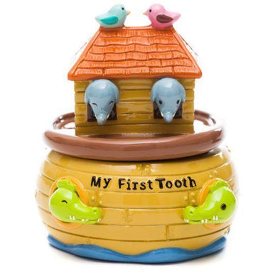 Noah's ark My First tooth and My First Curl Box set - Little Drops of Water