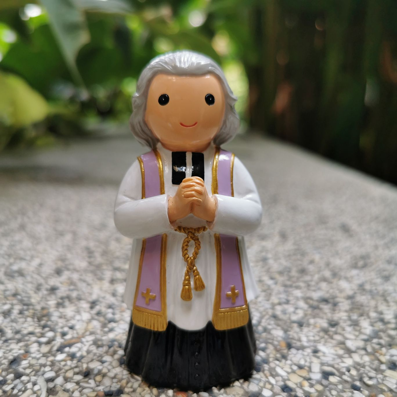Saint John Vianney Collectors Edition