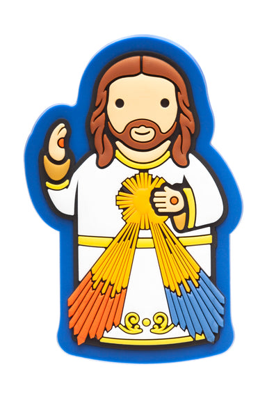 Divine Mercy Fridge magnet - Little Drops of Water