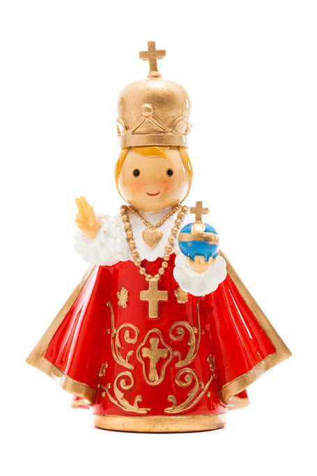 Infant of Prague Statue - Little Drops of Water