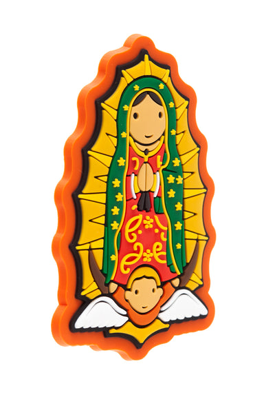 Lady of Guadalupe Fridge magnet - Little Drops of Water