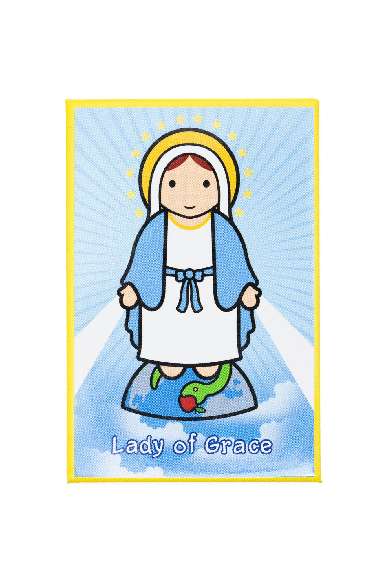 Lady of Grace magnet